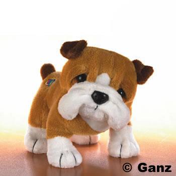 Bull Dog Doll