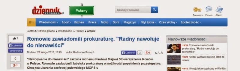 http://www.dziennikwschodni.pl/apps/pbcs.dll/article?AID=/20150228/PULAWY/150229590
