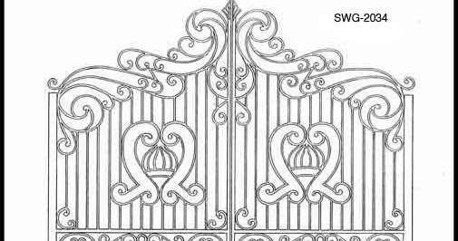 Iron Gate Design Ideas | Types Of Gate Design Ideas