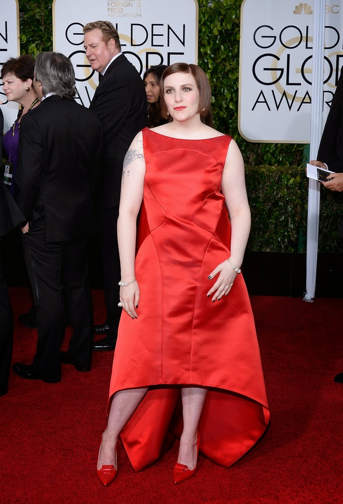 Golden Globes Worst Dressed 2015