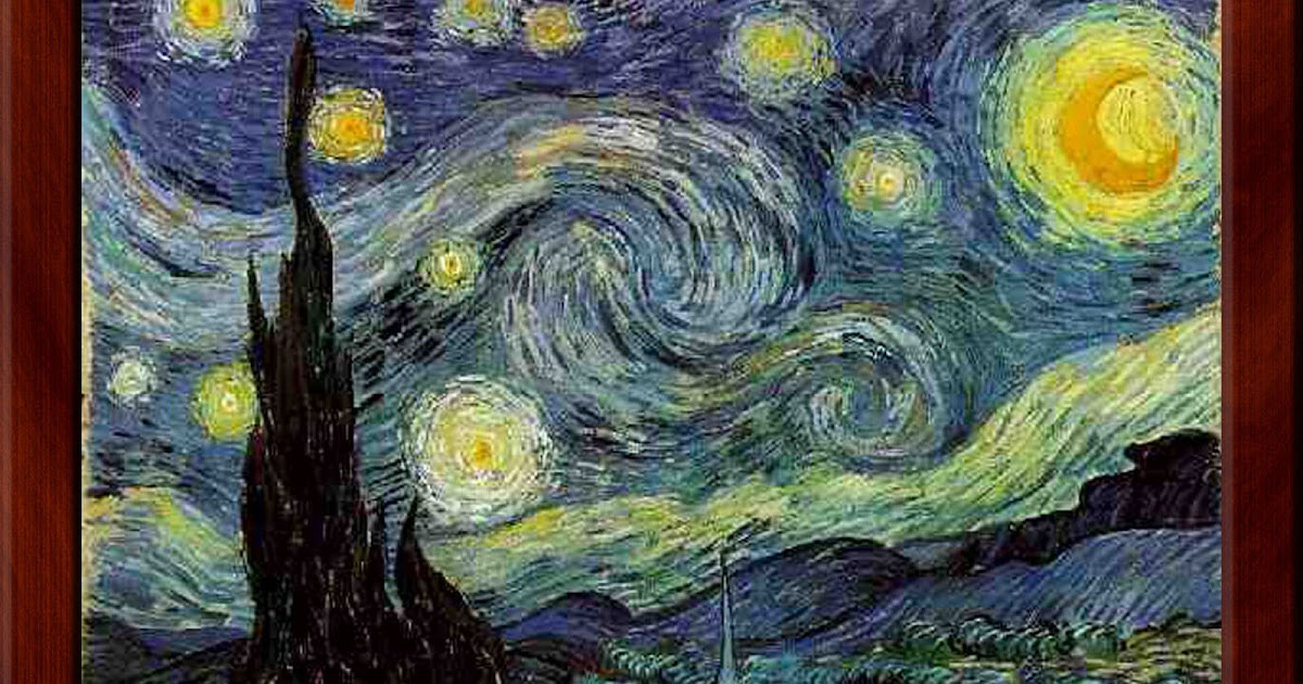 an experience with vincent van goghs the starr night Vincent van gogh and the starry night for kids july 5, 2016 vincent van gogh created one of the most famous paintings in history when he painted the starry night.