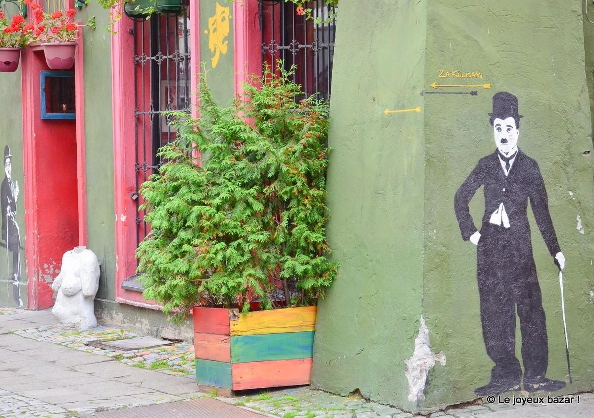 Poznan - Charlie Chaplin
