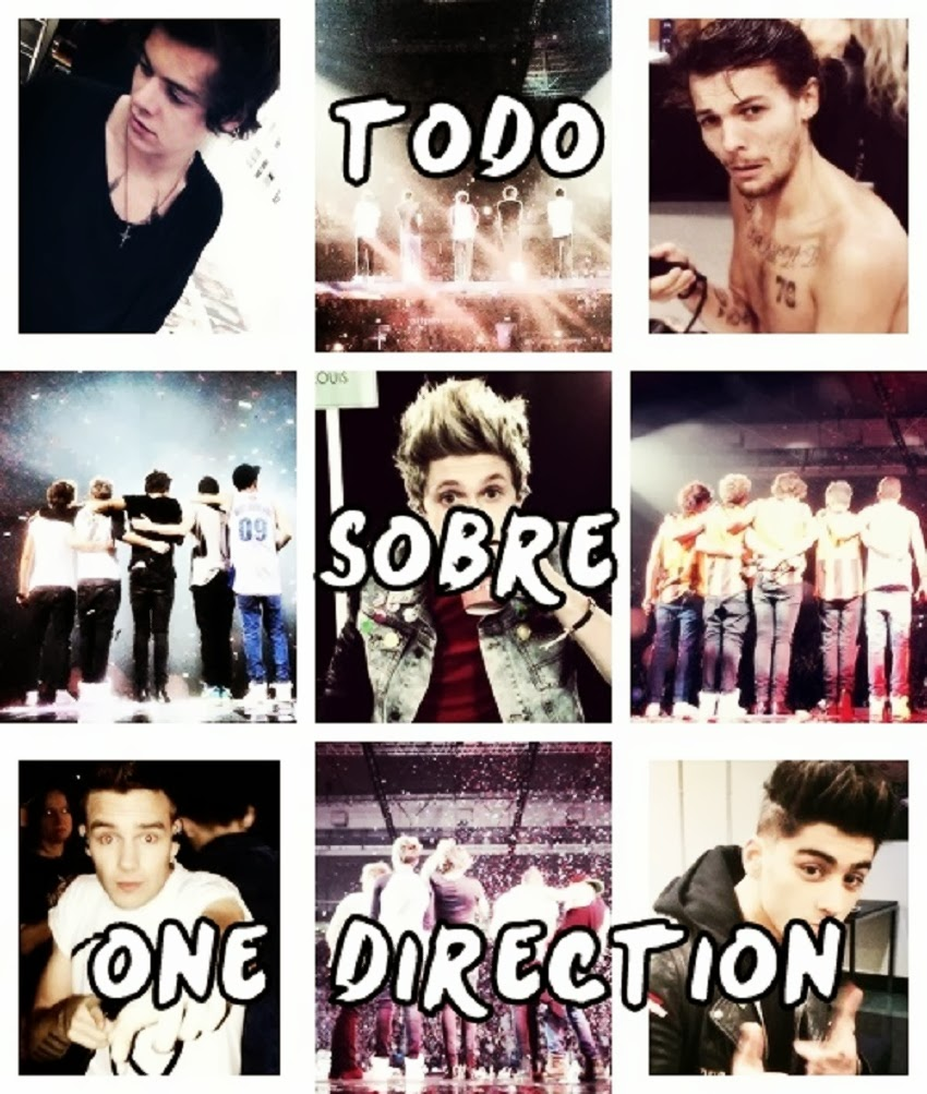 TODO SOBRE ONE DIRECTION || @onlyallabout1D