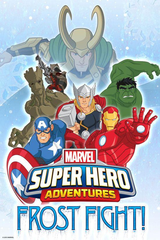 Marvels Super Hero Adventures: Frost Fight 2015 - Full (HD)