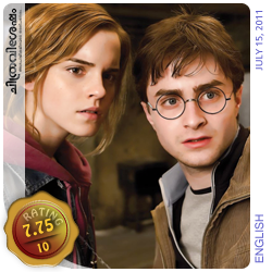Harry Potter and the Deathly Hallows – Part 2: A film by David Yates starring Daniel Radcliffe, Rupert Grint, Emma Watson etc. Film Review by Haree for Chithravishesham.