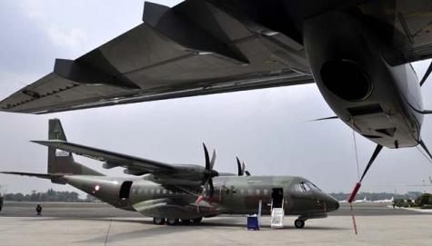 Dahlan Iskan Akan Jajal Kemampuan Pesawat CN295 Buatan PT Dirgantara