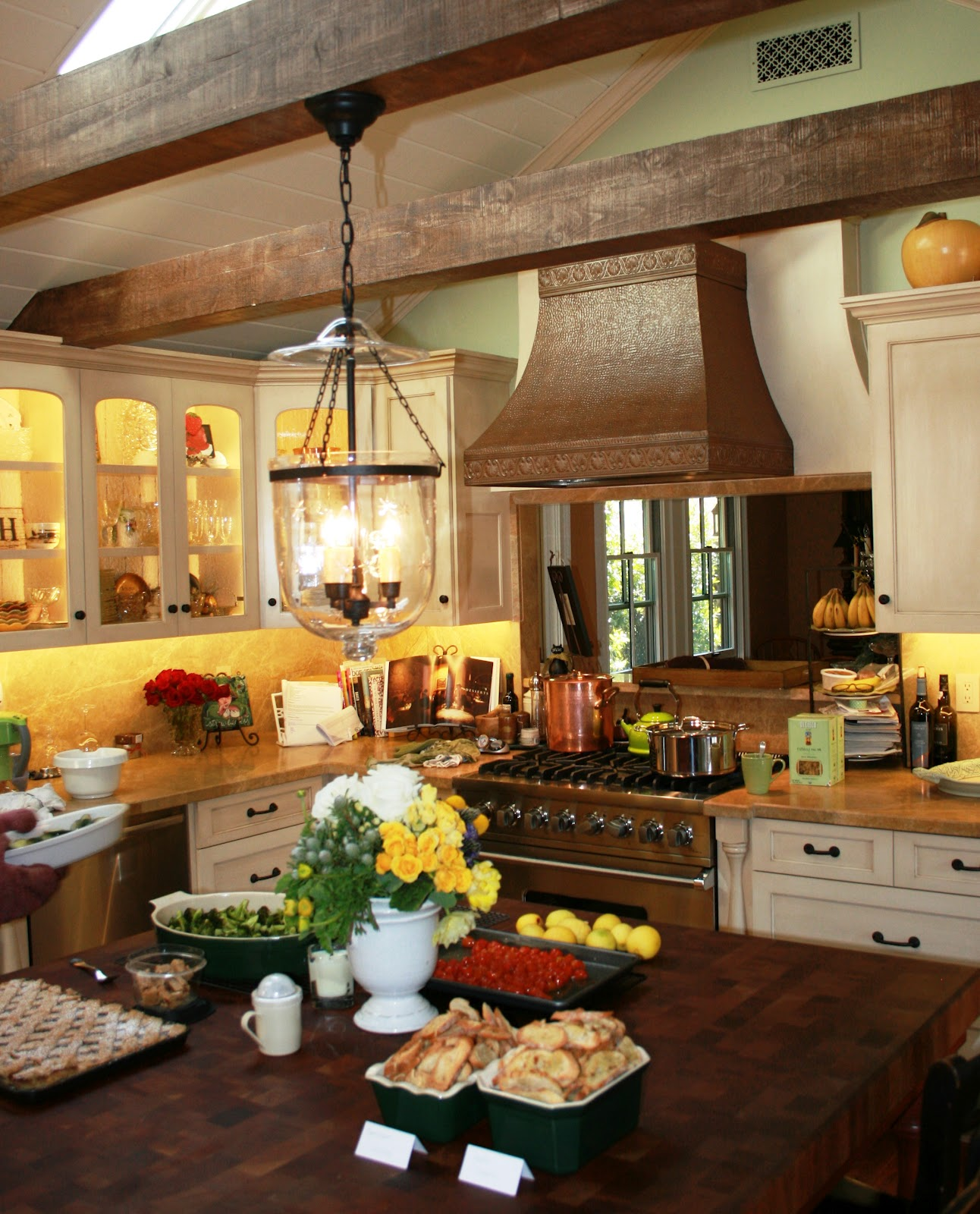 It S A New Year The Perfect Time To Redo Your Kitchen: Ciao! Newport Beach: Nancy's New Gourmet Kitchen