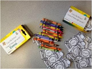 http://www.teacherspayteachers.com/Product/Sight-Word-Crayons-Color-Me-Brilliant-1012863
