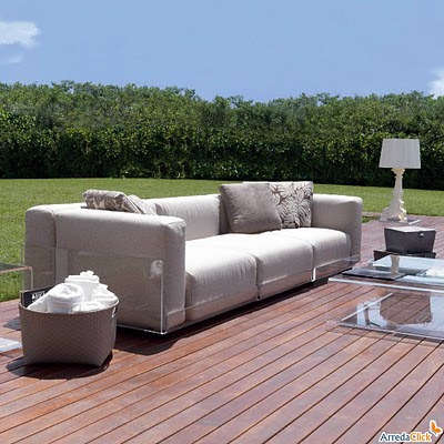ArredaClick - Italian design furniture blog: Outdoor furniture ...