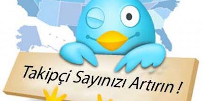 Twitter Takipci Kazan