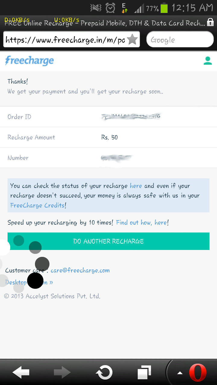 How to Redeem Your Paisa Swipe Voucher Code Via Frecharge