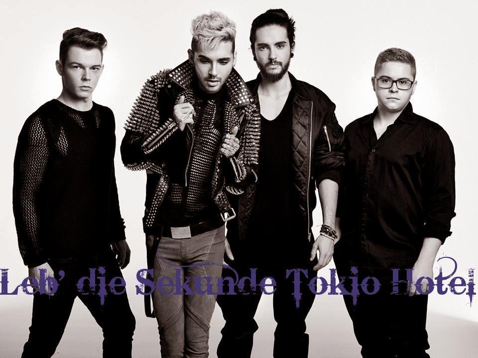 Leb' die Sekunde Tokio Hotel