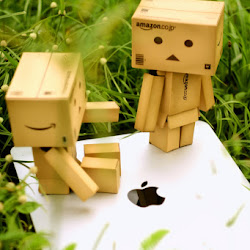 Wallpaper Danbo Box @ digaleri.com