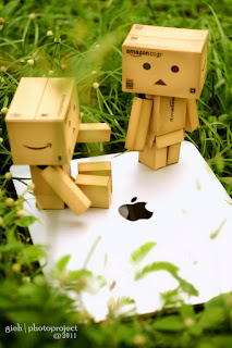 Gambar-Gambar Boneka Danbo Lucu