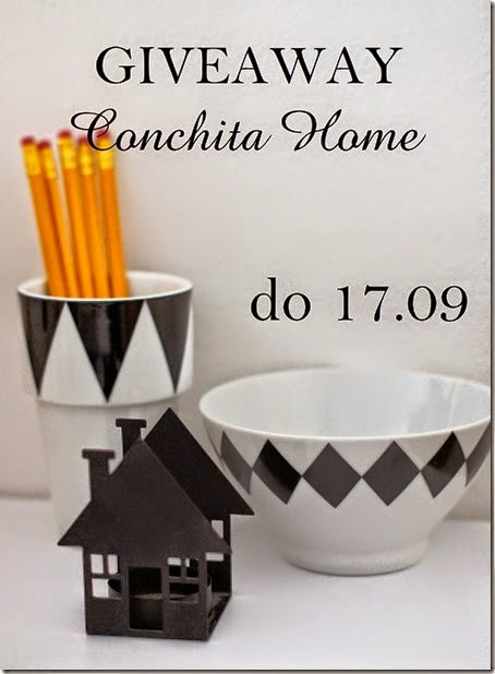 Giveaway - Conchita Home
