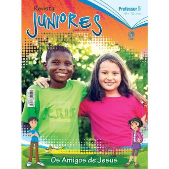 Juniores- 1º Trimestre de 2018
