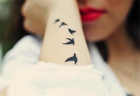 Vira marca, vira tatuagem, vira história de vida