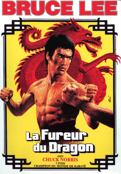 [FSO] La Fureur du dragon French DVDRip