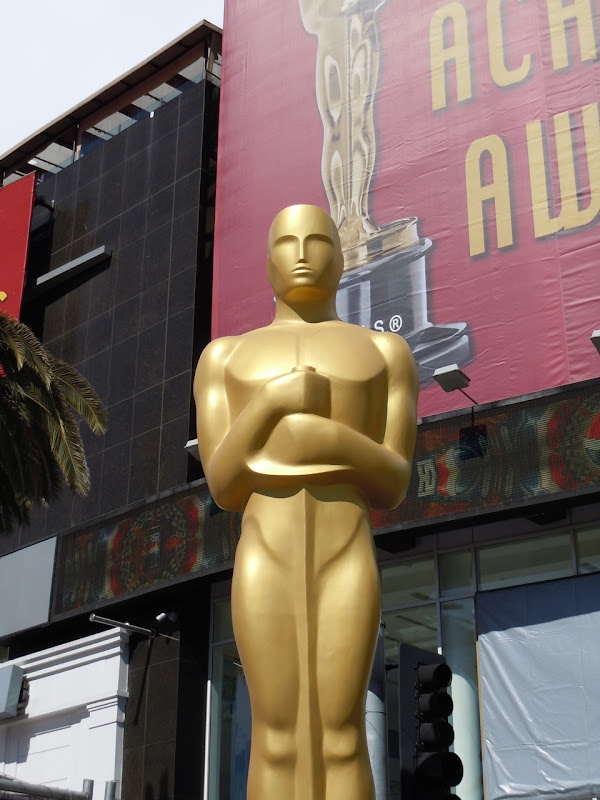 83rd Oscar statue