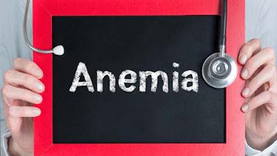 penyebab penyakit anemia