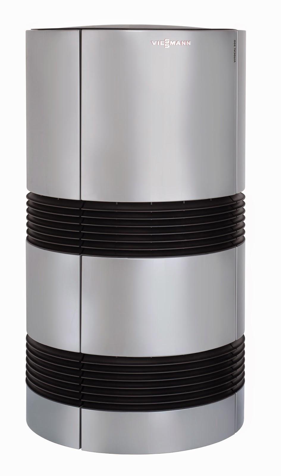 pompa di calore vitocal 300 a viessmann idraulica piatti. Black Bedroom Furniture Sets. Home Design Ideas
