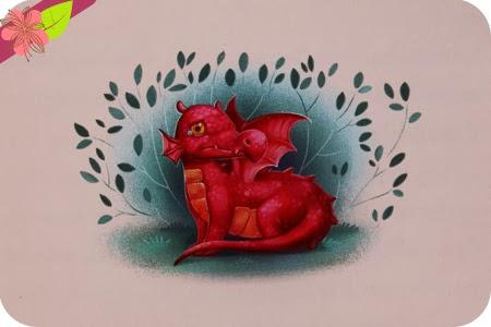 """""""L'enfant-dragon Tome 3 : Le fils de l'eau et du feu"""" de Eric Sanvoisin et Jérémie Fleury"""