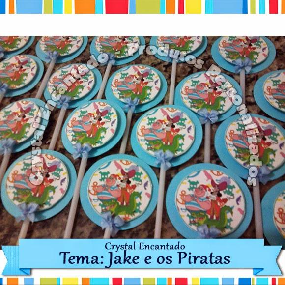 Jake e os Piratas