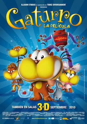 Gaturro, la película – DVDRIP LATINO