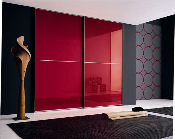 Muebles y decoraci n de interiores armarios o closets for Diseno de interiores closets modernos