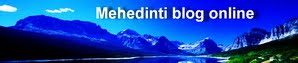 MEHEDINTI BLOG ONLINE
