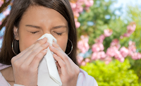 symptoms of seasonal allergies