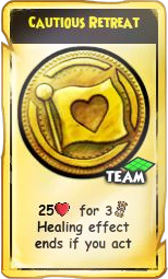 Pirate101 Cautious Retreat Healing Doubloon Guide