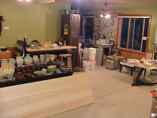The Potter Stone's Studio 4.22.12