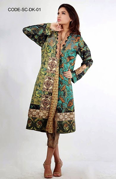 Shamaeel Ansari Luxury Spring Pret Wear Collection