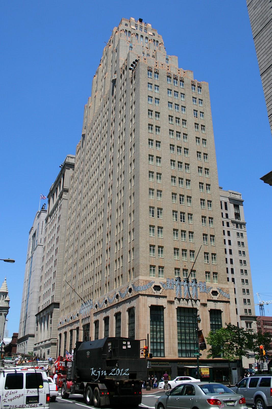 The Outskirts of Suburbia: Market Street National Bank ... Market Street