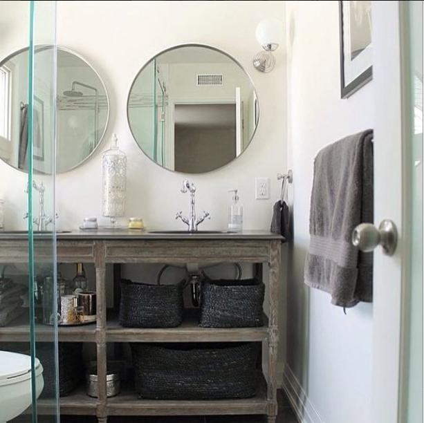 Gorgeous Real Life Bathrooms | Design Style Decor