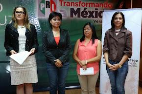 PRI impulsa y fortalecer la equidad de género en Veracruz