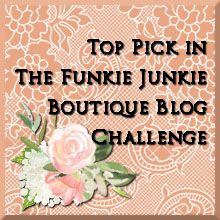 The Funkie Junkie Boutique Challenge #11; Oh, Man!...The Professor's Travel Log