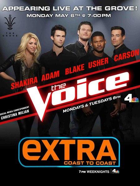 The Voice Season 4 Live Playoffs