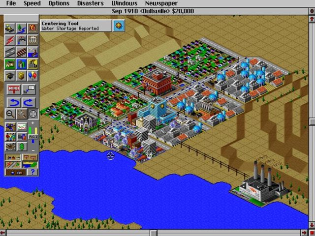 SimCity 2000 PC Games Screenshots