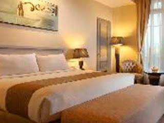 executive room dafam hotel