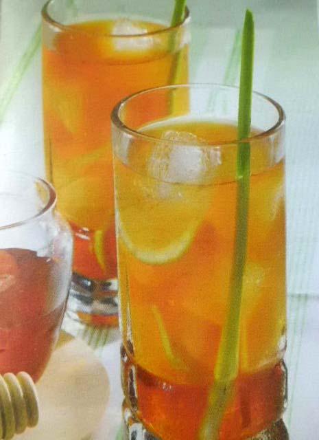 Resep Wedang Jahe Lemon