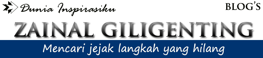 Zainal Giligenting Blogs