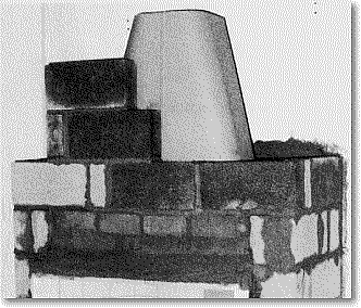 Estufas chimeneas y barbacoas chimenea rinconera de for Construccion de chimeneas de lena