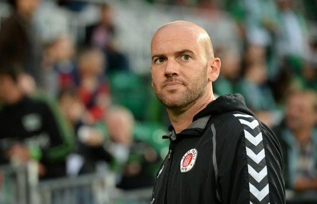 Roland Vrabec não é mais técnico do St. Pauli