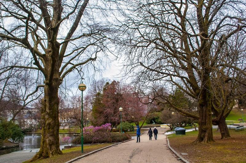 Nygardsparken in Bergen