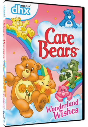 ... are found in three cute episodes in Care Bears: Wonderland Wishes