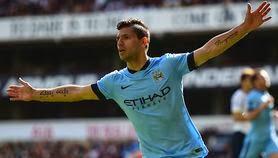 Video Gol Tottenham Hotspur vs Manchester City 0-1