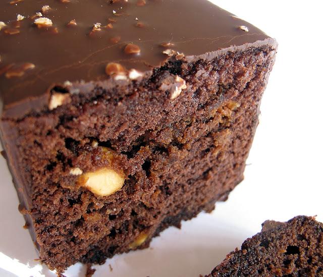 Pierre Hermé - Cake chocolat praliné