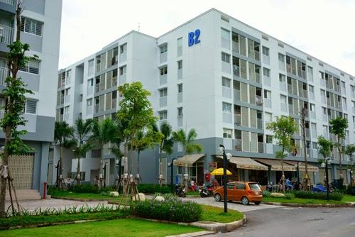Khu căn hộ Ehome 4 Bắc Sài Gòn